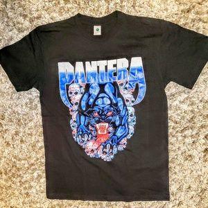 Vintage Pantera Rock n Roll Panther T-Shirt